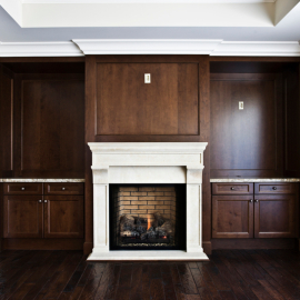 Built-ins and mantles